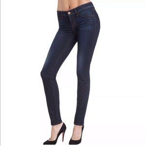 J Brand Jeans  27 Legging MAZZARO Stretch Blue